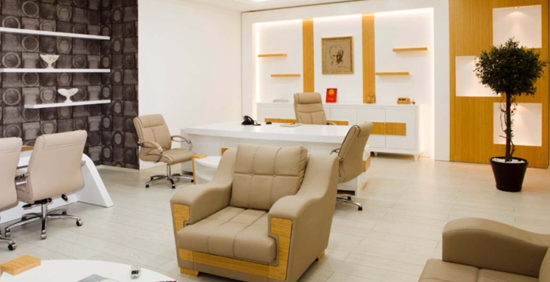 Molaş Entegre - Ofis Mobilyaları Yapımı
