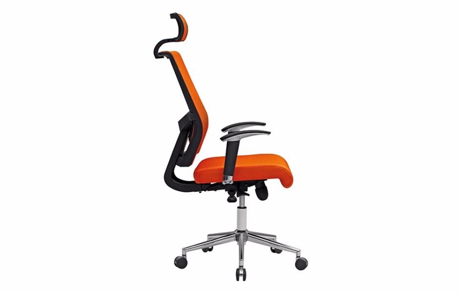 Reflex hareketli kollu - fileli makam koltuk