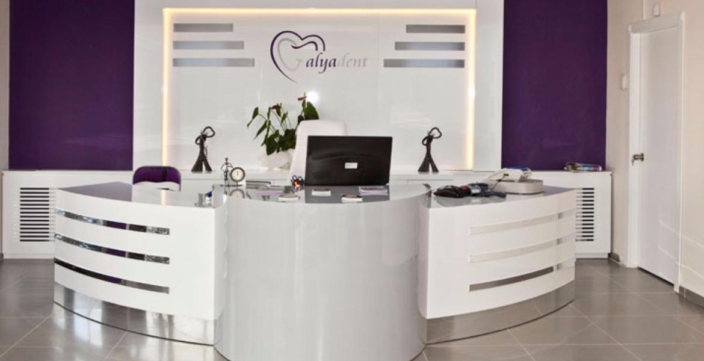 Alya Dent - Ofis Mobilyaları