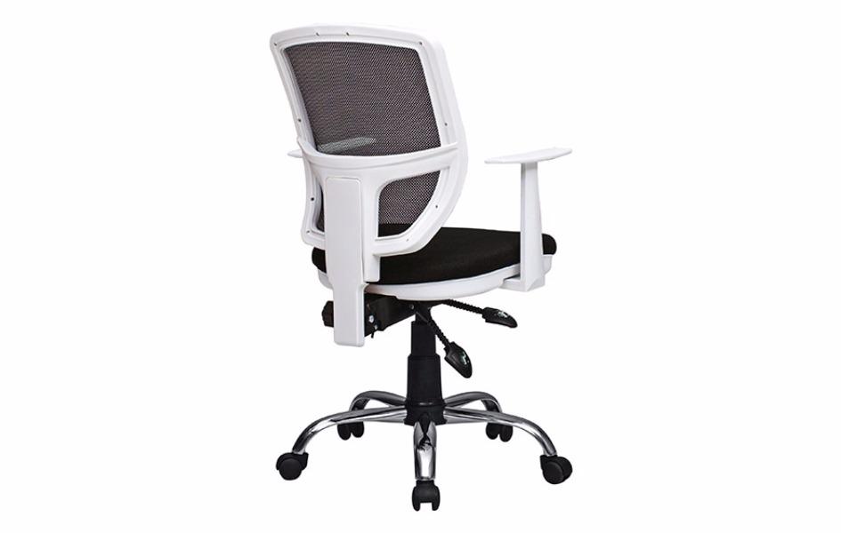 Energy fileli çalışma koltuk- beyaz plastik gövde