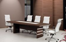 Galaxi polished meeting table