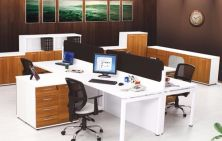 Rio 4 way  Work desk