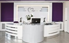 Times reception desk